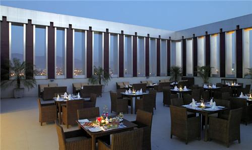 Royal Orchid Rooftop Restaurant Mumbai