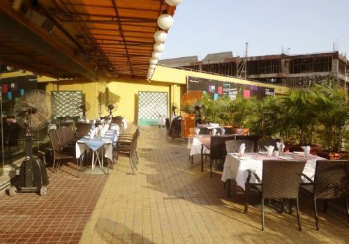 Roof Top Garden Restaurant Mumbai