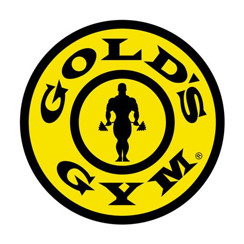 Logo Of Gold's Gym in Mumbai
