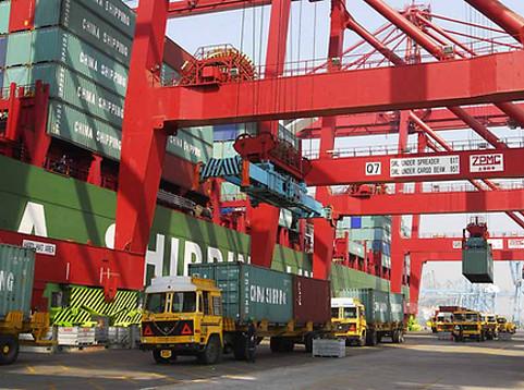 Facilities at the Jawaharlal_Nehru_Port