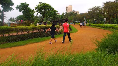 Jogger's Park in Mumbai