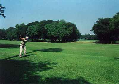 Golf in Mumbai