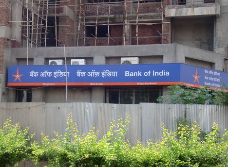 Bank of India Branches in Surat