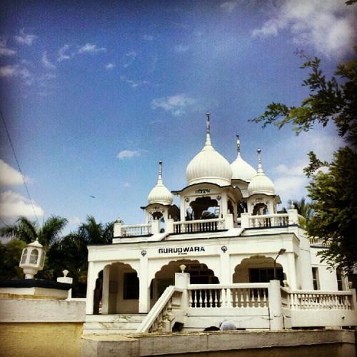 Famous Gurudwara of Mysore