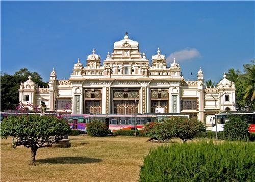 top destination for tourist in Mysore