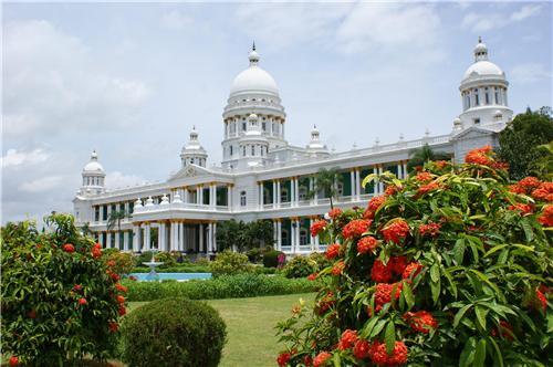 Lalitha Mahal in Mysore