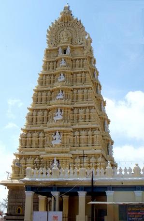 Mysore_Chamundeshwari_Temple