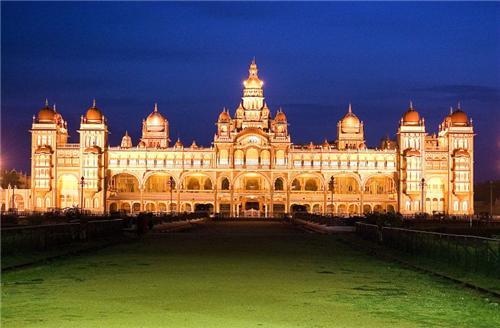 Monuments in Mysore