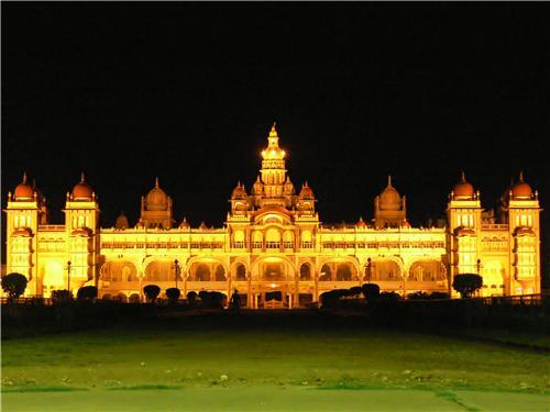Nightlife in Mysore
