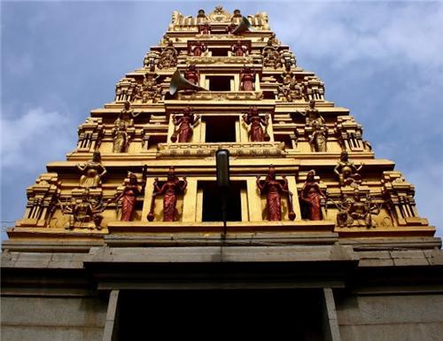 Nimishamba Temple Mysore