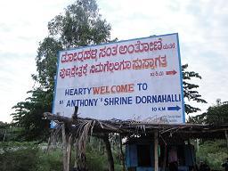 St Anthony's Church Mysore