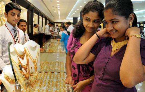 Jewelry in Mysore