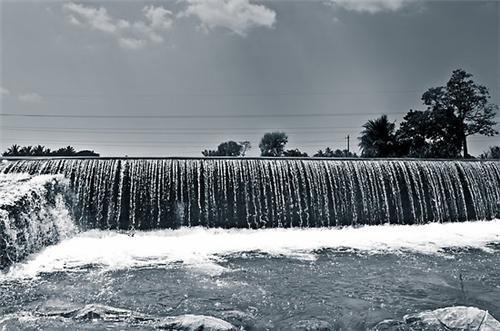 Balmuri Falls near Mysore