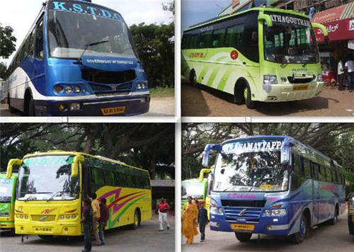 Bus Service in Mysore