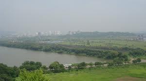 Lake in Mysore