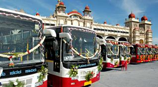 Mysore Transportation