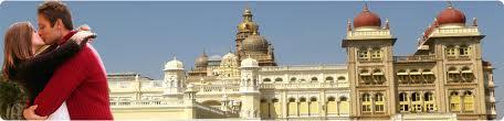 Honeymoon in Mysore