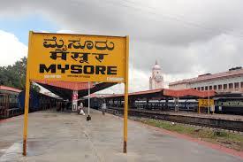 Railways in Mysore