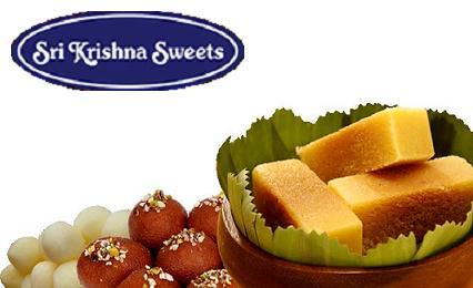 Sri Krishna Sweets Shop Mysore