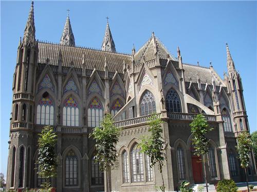 St Philomena's Church Mysore