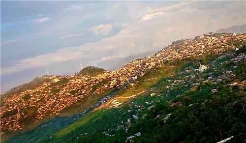 Districts of Nagaland