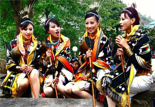 Music Band in Nagaland