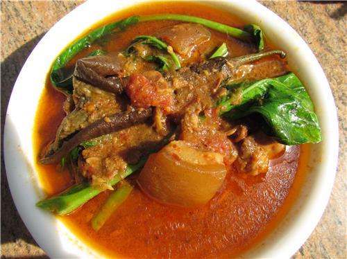 Top Naga Dishes