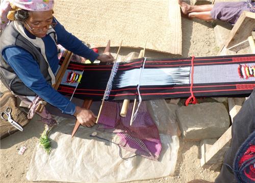Lotha weaves of nagaland