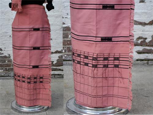 Weaves of Nagaland Konyak