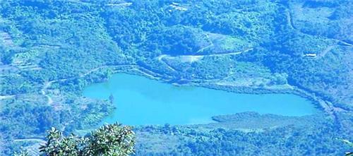 Lakes in Nagaland