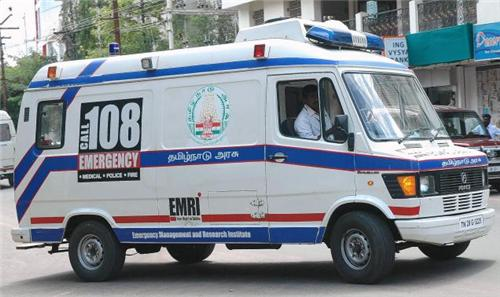 Ambulance services in Nagpur