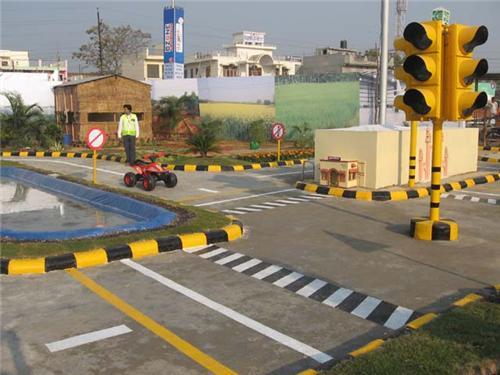 Children Traffic Park Nagpur