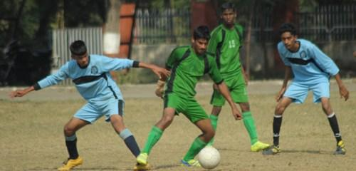 Football in Nagpur