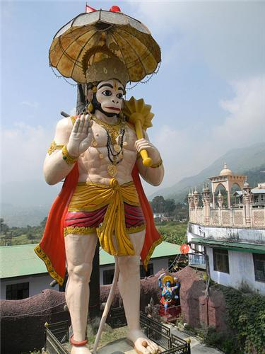 Hanuman Garhi Temple in Nainital