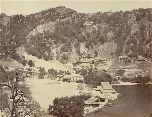 Nainital History