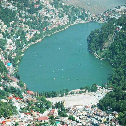 Administration in Nainital