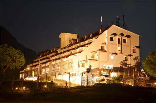 Resorts in Nainital with tariff