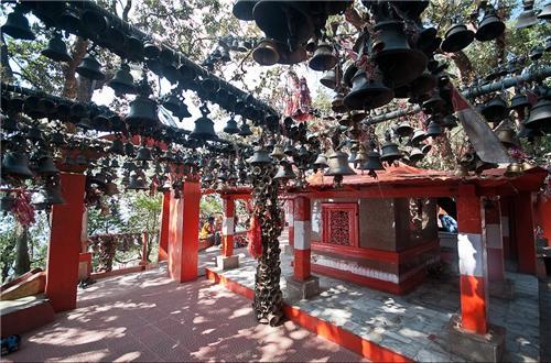 Golu Devta Temple Nainital