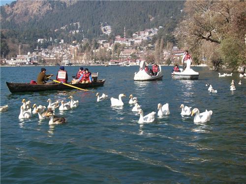 Nainital Tourist Place