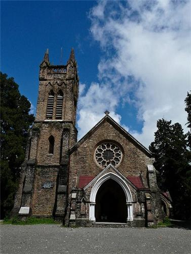 Nainital St John Church
