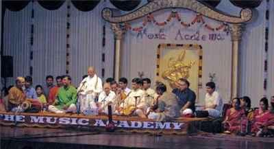 Music Academy in Neyveli