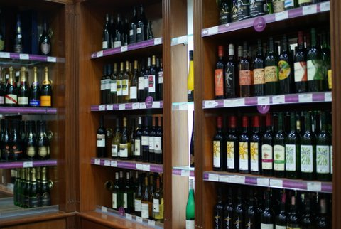 Wine Shops in Noida