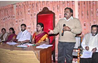 Udhagamandalam Municipality Commissioner