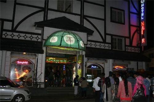 Nahar's Sidewalk Cafe