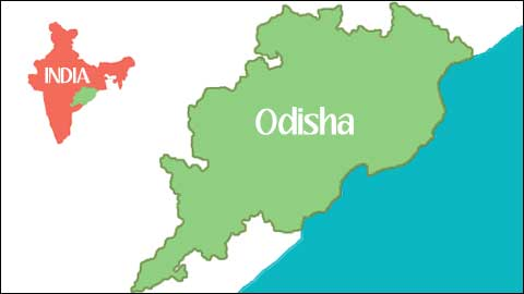 Geography of Odisha