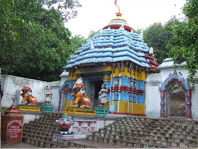 Hindu pilgrimage centers in Odisha