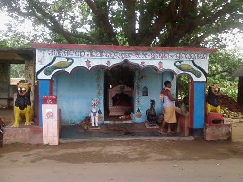 About Anandapur