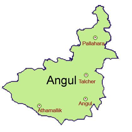 Profile of Angul
