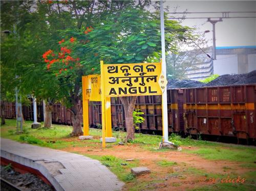 Transportation in Angul