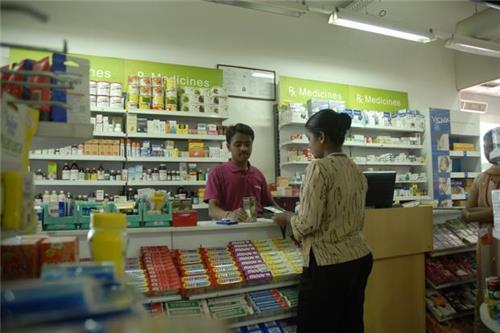 Pharmacy in Angul